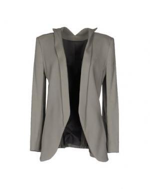 Пиджак THEYSKENS' THEORY. Цвет: серый