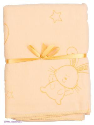 Одеяло Baby Nice. Цвет: персиковый