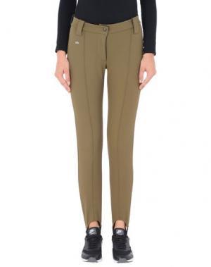 Лыжные брюки RH+. Цвет: зеленый-милитари