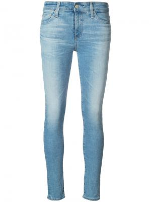 Джинсы Farrah Ag Jeans. Цвет: синий
