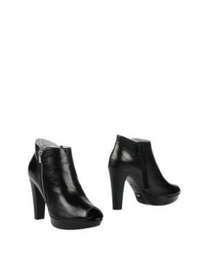 Ботинки NERO GIARDINI. Цвет: черный