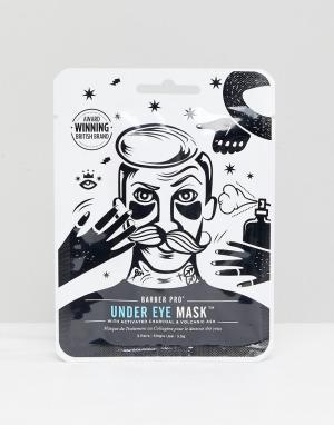 Barber Pro Набор масок для кожи под глазами. Цвет: бесцветный