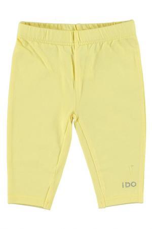 Шорты IDO. Цвет: желтый