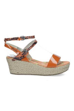 Босоножки REPLAY FOOTWEAR. Цвет: 043, orange