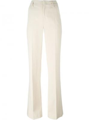 Расклешенные брюки Stills. Цвет: телесный