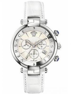 Часы Versace. Цвет: белый