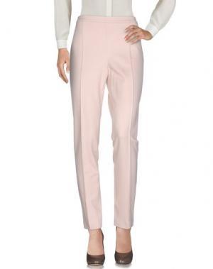 Повседневные брюки GIORGIO GRATI. Цвет: светло-розовый