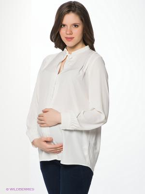 Блузка ALIA. Цвет: белый