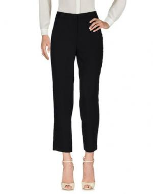 Повседневные брюки SIENNA. Цвет: черный