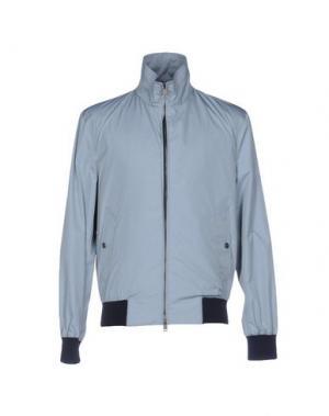 Куртка SEALUP. Цвет: небесно-голубой