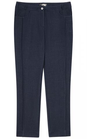 Черные брюки со стрелками Le monique