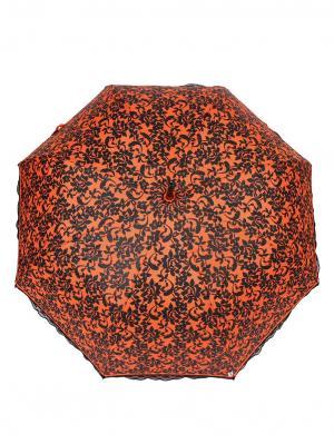 Зонты Gimpel. Цвет: оранжевый