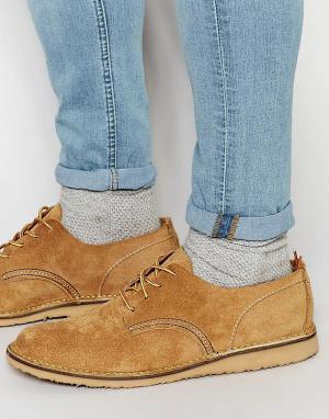 Red Wing Оксфордские туфли Weekender. Цвет: рыжий