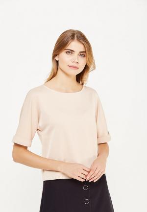 Блуза Imperial. Цвет: бежевый