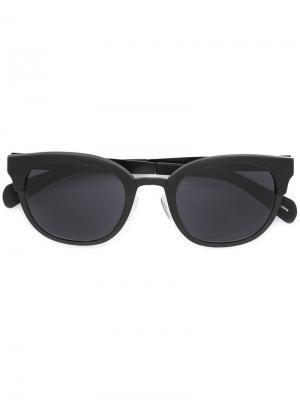 Солнцезащитные очки Nazar Epøkhe. Цвет: чёрный