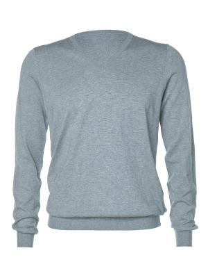 Пуловер Kangra. Цвет: голубой