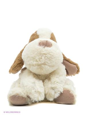 Игрушка-грелка Cozy Plush Щенок Warmies. Цвет: бежевый