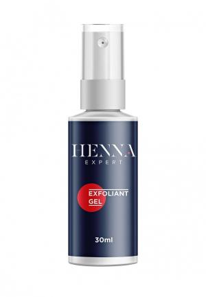 Скраб для бровей Henna Expert. Цвет: белый