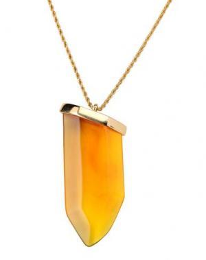 Ожерелье KENNETH JAY LANE. Цвет: светло-коричневый