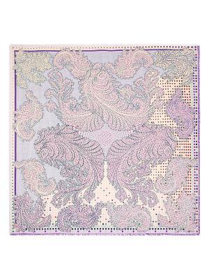 Платок Eleganzza. Цвет: сиреневый, кремовый, лиловый