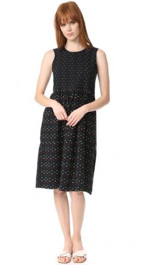 Teasdale Dress ace&jig. Цвет: красный