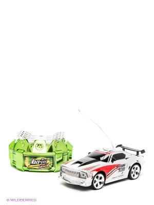Машина в тубе AULDEY. Цвет: белый, зеленый