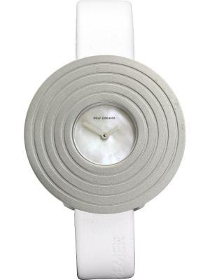 Часы Rolf Cremer Solea White. Цвет: белый