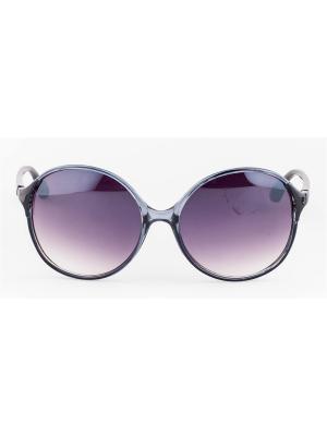 Солнцезащитные очки MLook. Цвет: черный