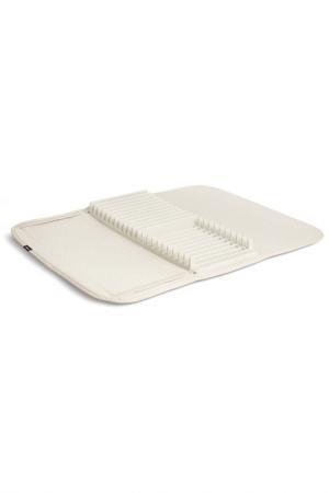Коврик для сушки посуды UMBRA. Цвет: экрю