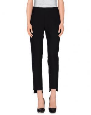 Повседневные брюки PAMELA MILANO. Цвет: черный