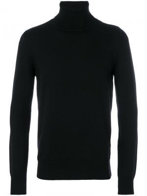 Turtleneck slim-fit jumper Dondup. Цвет: чёрный