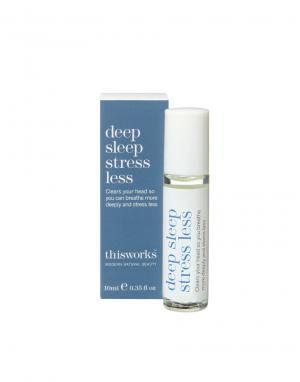 This works Средство Deep Sleep Stress Less, 10 мл. Цвет: бесцветный