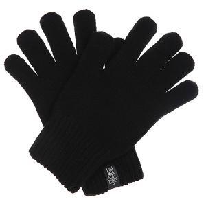 Перчатки  Classic Onyx Black Damn. Цвет: черный