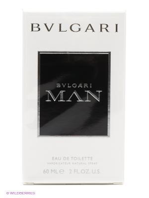 Туалетная вода Bvlgari Man, 60 мл.. Цвет: прозрачный