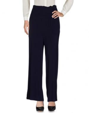 Повседневные брюки TSUMORI CHISATO. Цвет: темно-синий