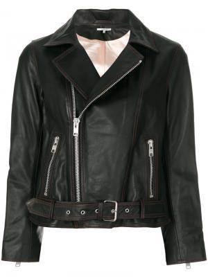 Куртка Tatin Ganni. Цвет: чёрный