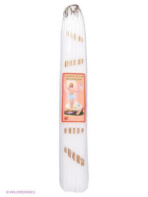 Иерусалимские свечи освященные в Храме Гроба Господня Holy Land Collections. Цвет: белый