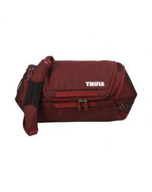 Дорожная сумка THULE®. Цвет: кирпично-красный