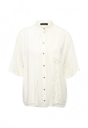 Блуза Diesel. Цвет: белый