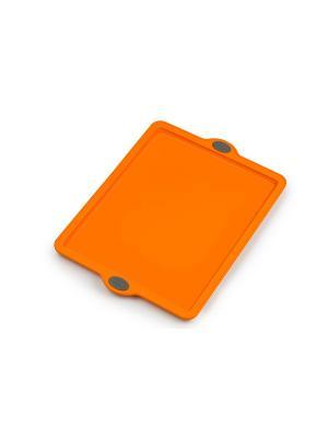 Форма для выпечки (противень) OURSSON. Цвет: оранжевый