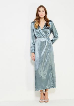 Платье Glamorous. Цвет: бирюзовый