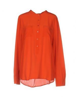 Pубашка EQUIPMENT FEMME. Цвет: красный