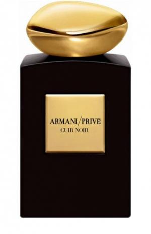 Парфюмерная вода Cuir Noir Giorgio Armani. Цвет: бесцветный
