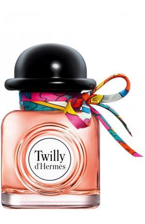 Парфюмерная вода Twilly d Hermès. Цвет: бесцветный