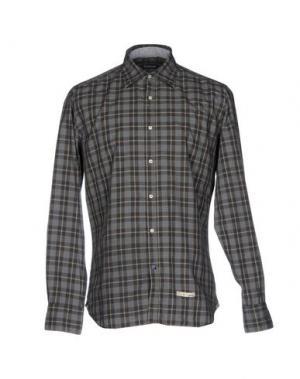 Pубашка NEW ENGLAND. Цвет: серый