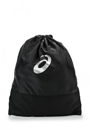 Мешок ASICS. Цвет: черный