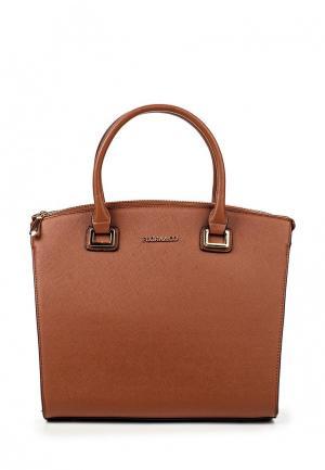 Сумка Flora & Co &. Цвет: коричневый