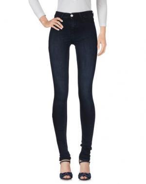 Джинсовые брюки JUNKYARD.. Цвет: синий