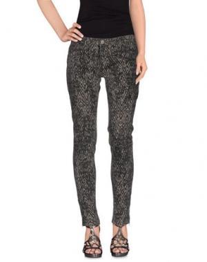 Джинсовые брюки LEON & HARPER. Цвет: бежевый