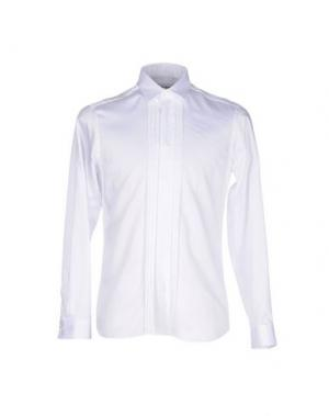 Pубашка MAURO GRIFONI. Цвет: белый